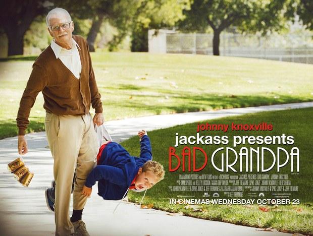 ... Watch Movie Jackass Presents: Bad Grandpa (2013) Online Streaming HD
